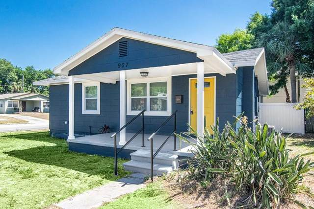 907 N Oregon Avenue, Tampa, FL 33606 (MLS #T3234750) :: The A Team of Charles Rutenberg Realty