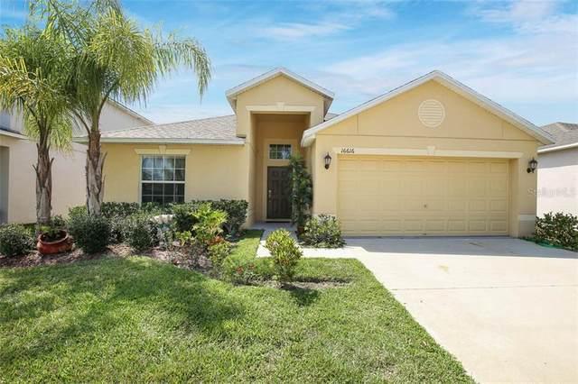 16616 Myrtle Sand Drive, Wimauma, FL 33598 (MLS #T3234770) :: Team Bohannon Keller Williams, Tampa Properties
