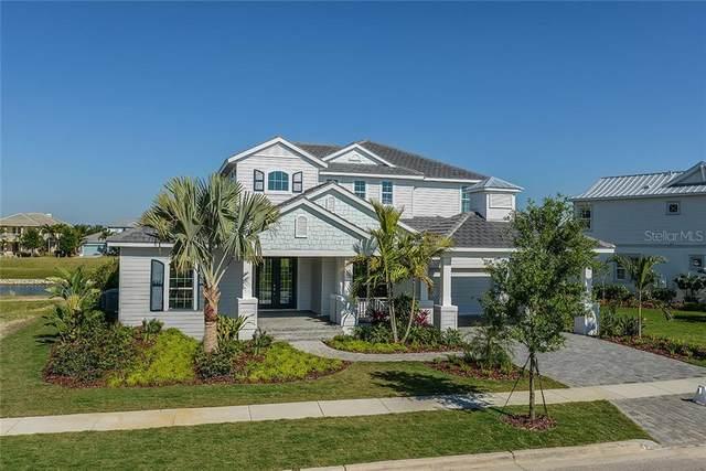 713 Manns Harbor Drive, Apollo Beach, FL 33572 (MLS #T3234779) :: Pepine Realty