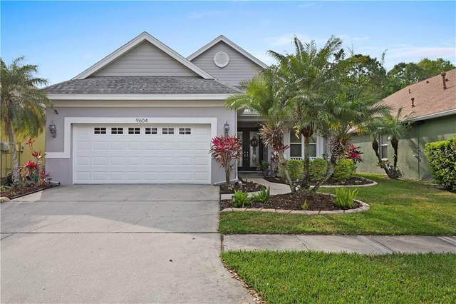9604 Gretna Green Drive, Tampa, FL 33626 (MLS #T3234811) :: Griffin Group