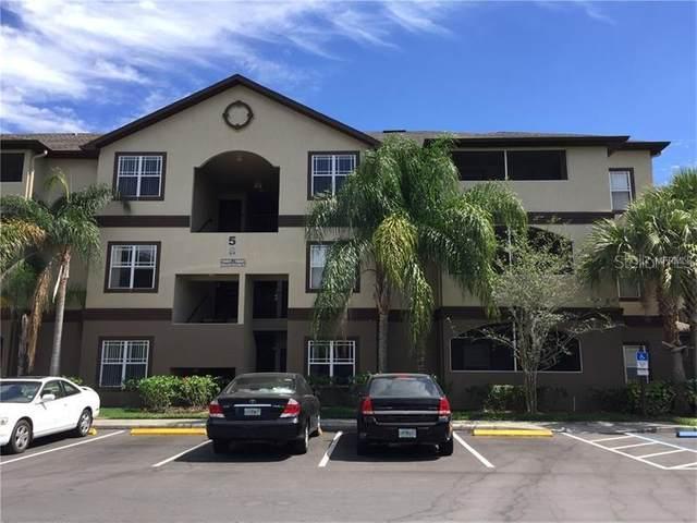 16415 Enclave Village Drive #108, Tampa, FL 33647 (MLS #T3234880) :: Team Bohannon Keller Williams, Tampa Properties