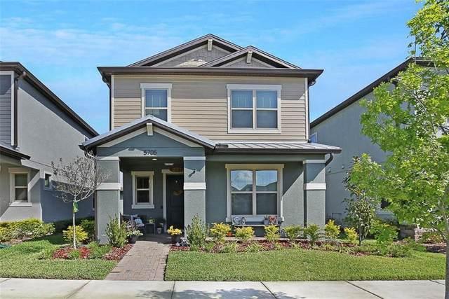 5705 Village Center Drive, Lithia, FL 33547 (MLS #T3234980) :: Kendrick Realty Inc