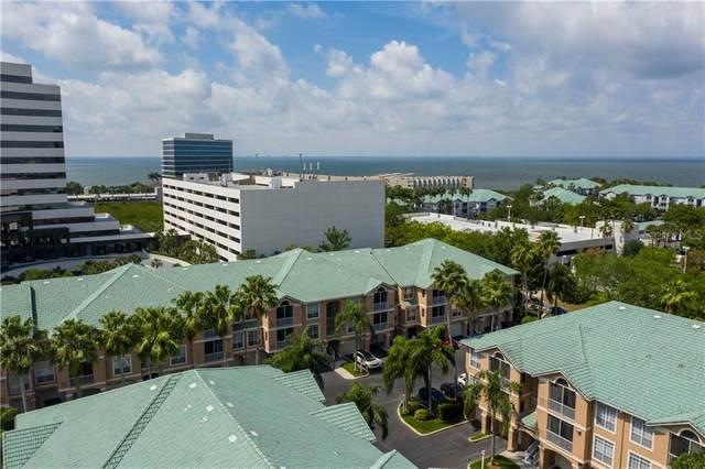 1311 Bay Club Circle #1311, Tampa, FL 33607 (MLS #T3235194) :: Carmena and Associates Realty Group
