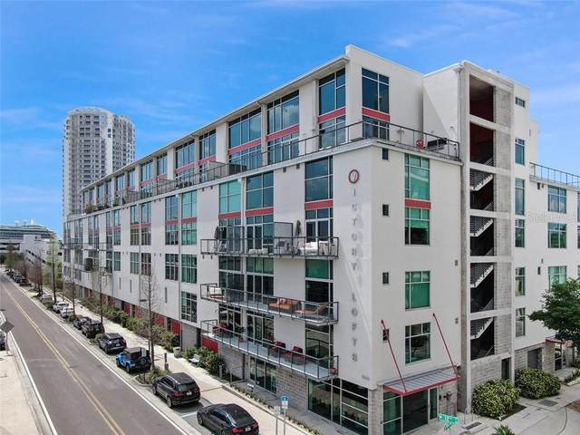 101 S 12TH Street #322, Tampa, FL 33602 (MLS #T3235203) :: Griffin Group