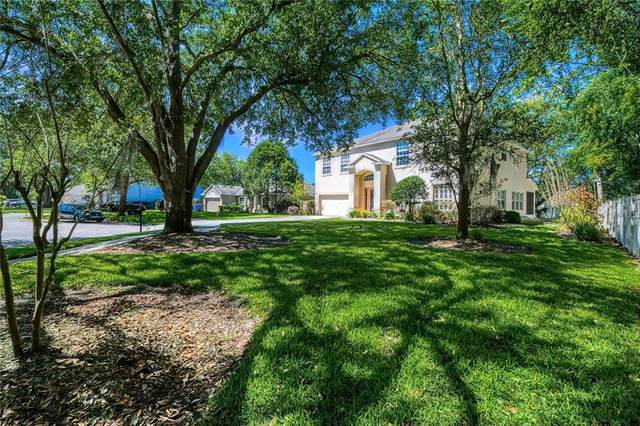 1546 Mccrea Drive, Lutz, FL 33549 (MLS #T3235222) :: Team Borham at Keller Williams Realty