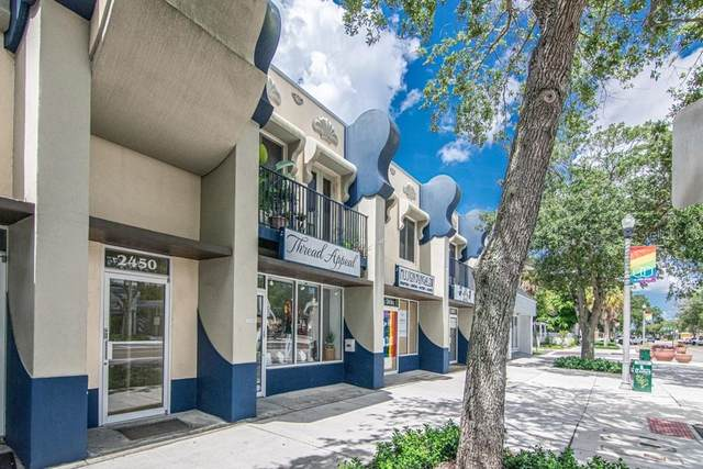 2450 Central Avenue #204, St Petersburg, FL 33712 (MLS #T3235264) :: Griffin Group