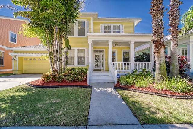 424 Islebay Drive, Apollo Beach, FL 33572 (MLS #T3235281) :: Lovitch Group, Keller Williams Realty South Shore