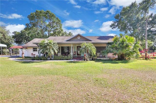 13839 Acker Road, Dover, FL 33527 (MLS #T3235355) :: Team Bohannon Keller Williams, Tampa Properties