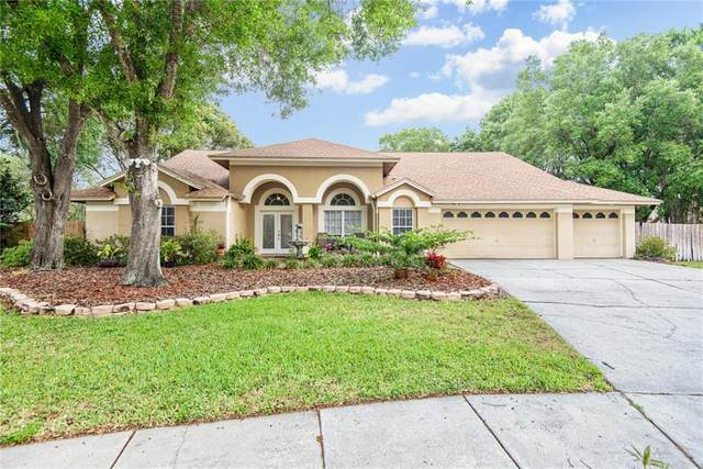 18109 Woodcreek Place, Lutz, FL 33548 (MLS #T3235382) :: Team Borham at Keller Williams Realty