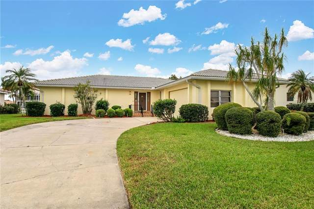 2849 La Mancha Court, Punta Gorda, FL 33950 (MLS #T3235395) :: The Duncan Duo Team