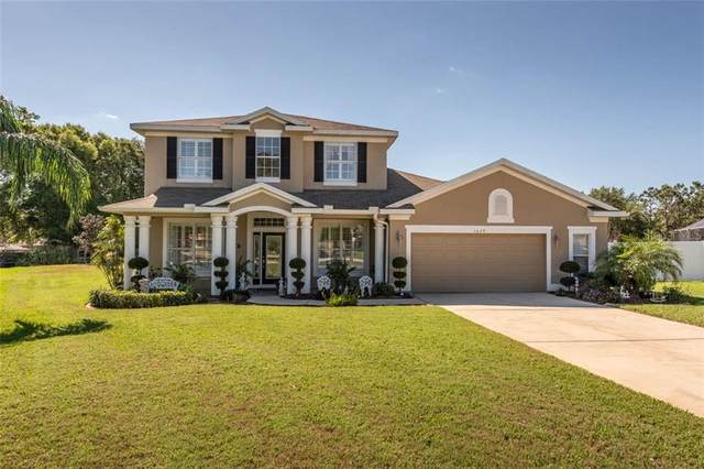 1609 Harvest Grove Court, Valrico, FL 33596 (MLS #T3235432) :: Team Borham at Keller Williams Realty