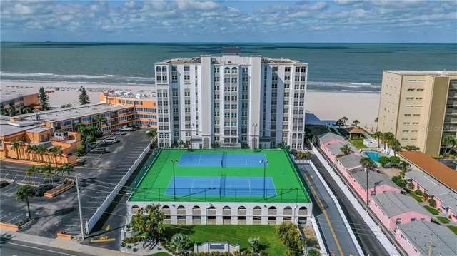 4950 Gulf Boulevard #909, St Pete Beach, FL 33706 (MLS #T3235501) :: Cartwright Realty