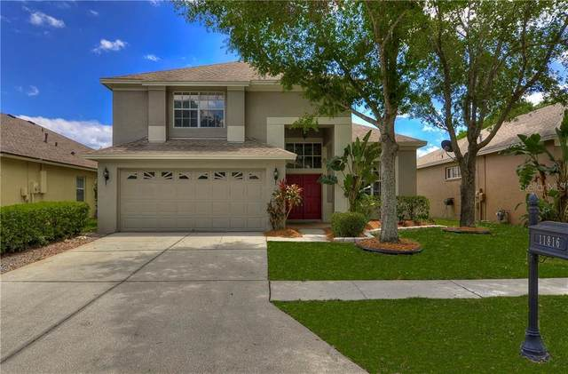 11816 Easthampton Drive, Tampa, FL 33626 (MLS #T3235525) :: Team Bohannon Keller Williams, Tampa Properties