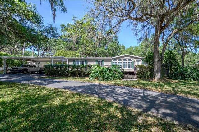 21127 Moore Road, Brooksville, FL 34604 (MLS #T3235547) :: Lovitch Group, Keller Williams Realty South Shore