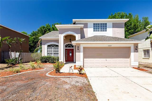 12637 Longcrest Drive, Riverview, FL 33579 (MLS #T3235603) :: Team Borham at Keller Williams Realty