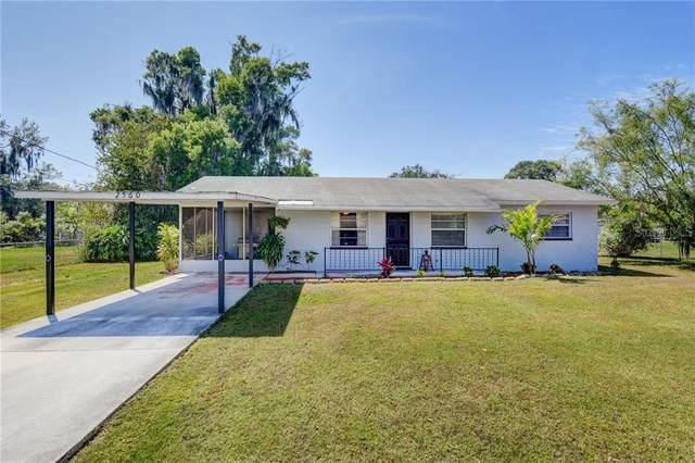 2560 Howard Street, Mulberry, FL 33860 (MLS #T3235670) :: The Light Team