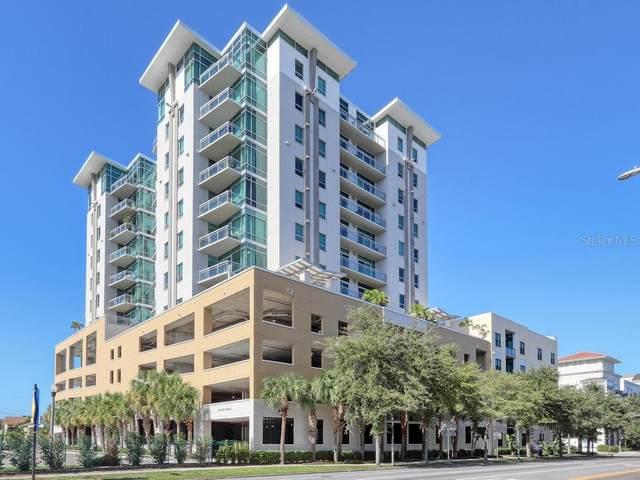 400 4TH Avenue S #701, St Petersburg, FL 33701 (MLS #T3235676) :: Baird Realty Group