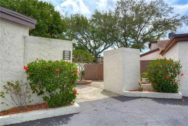 2055 Sunset Point Road #3801, Clearwater, FL 33765 (MLS #T3235687) :: EXIT King Realty