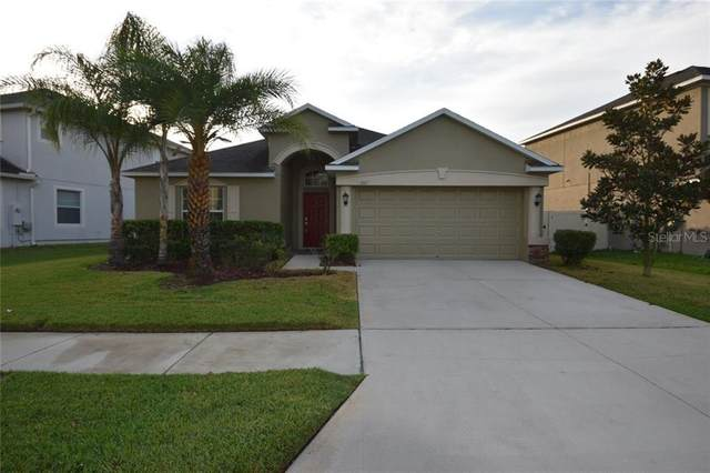 11606 Mansfield Point Drive, Riverview, FL 33569 (MLS #T3235701) :: Team Bohannon Keller Williams, Tampa Properties