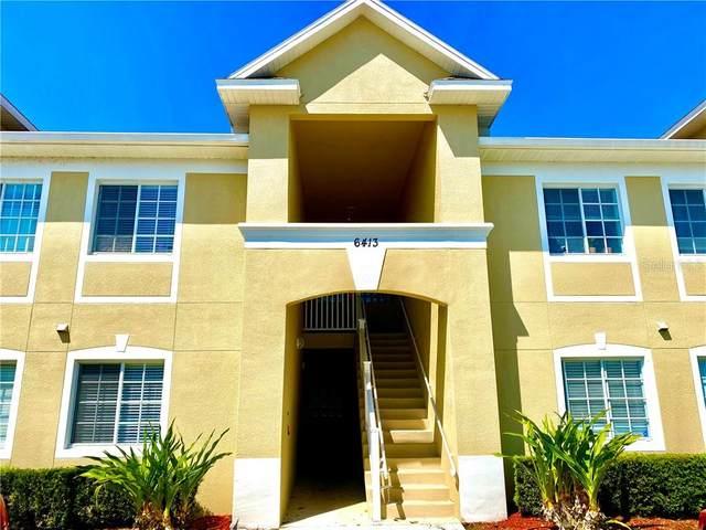 6413 Hollydale Place #101, Riverview, FL 33578 (MLS #T3235735) :: Team Bohannon Keller Williams, Tampa Properties