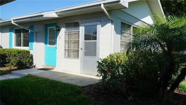 401 De Grasse Place #17, Sun City Center, FL 33573 (MLS #T3235762) :: Gate Arty & the Group - Keller Williams Realty Smart