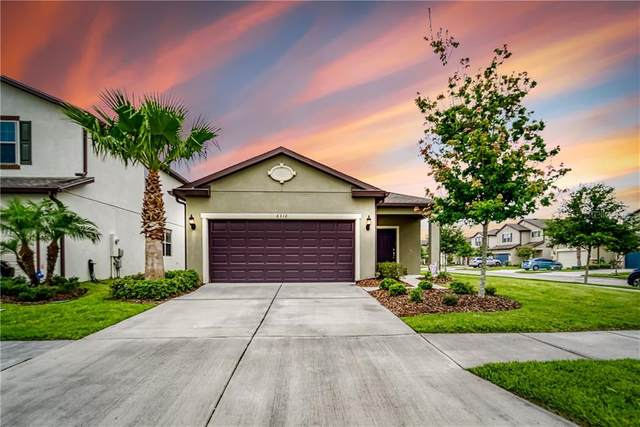 6316 Yellow Buckeye Drive #77, Riverview, FL 33578 (MLS #T3235866) :: Griffin Group