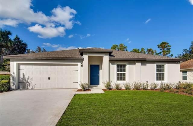 1711 Switzerland Avenue, North Port, FL 34288 (MLS #T3235968) :: Team Bohannon Keller Williams, Tampa Properties