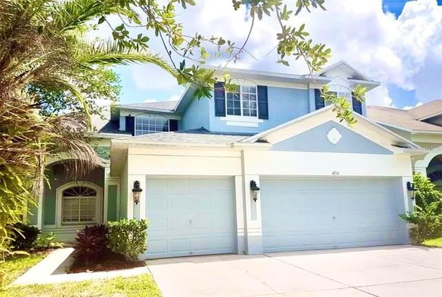4216 Fishermans Pier Court, Lutz, FL 33558 (MLS #T3236038) :: Premier Home Experts