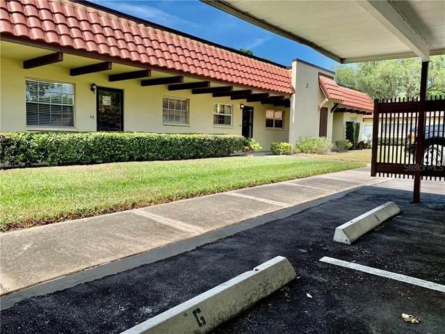1701 Pinehurst Road 2G, Dunedin, FL 34698 (MLS #T3236073) :: Lock & Key Realty