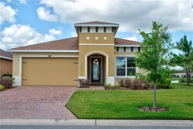 509 Treviso Drive, Poinciana, FL 34759 (MLS #T3236237) :: Bustamante Real Estate