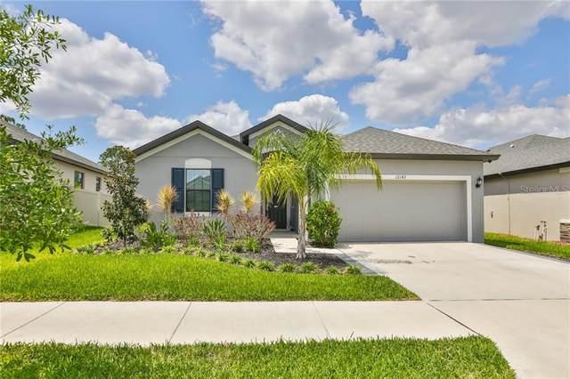 12142 Creek Preserve Drive, Riverview, FL 33579 (MLS #T3236250) :: Premium Properties Real Estate Services