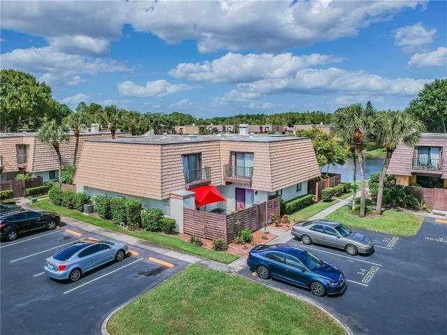 15301 W Pond Woods Drive #303, Tampa, FL 33618 (MLS #T3236269) :: Premium Properties Real Estate Services