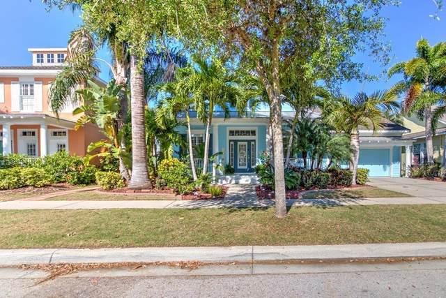 5718 Tortoise Place, Apollo Beach, FL 33572 (MLS #T3236333) :: Team Bohannon Keller Williams, Tampa Properties