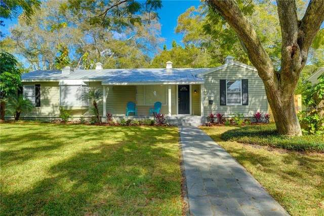 1735 23RD Avenue N, St Petersburg, FL 33713 (MLS #T3236343) :: Gate Arty & the Group - Keller Williams Realty Smart