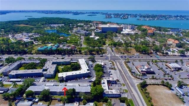 9945 47TH Avenue N #206, St Petersburg, FL 33708 (MLS #T3236384) :: Sarasota Home Specialists