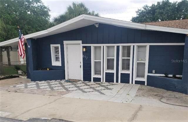 612 E Oakwood Street, Tarpon Springs, FL 34689 (MLS #T3237640) :: The Duncan Duo Team