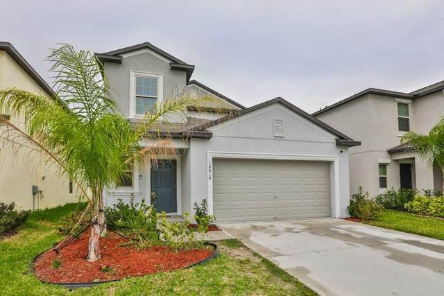 10018 Rosemary Leaf Lane, Riverview, FL 33578 (MLS #T3237662) :: Griffin Group