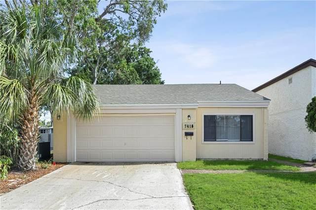 7418 Bellows Falls Lane, Hudson, FL 34667 (MLS #T3238417) :: Pepine Realty
