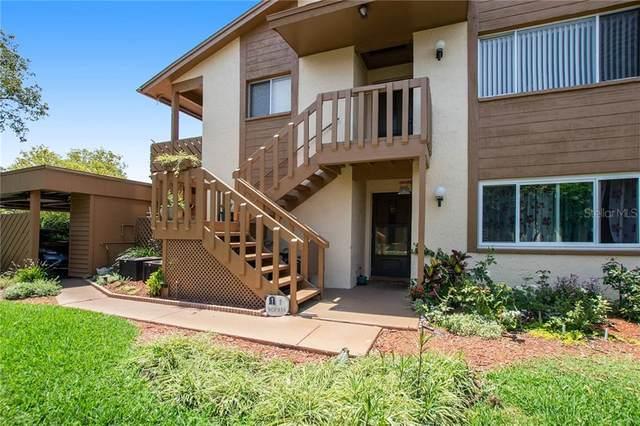 4007 Lighthouse Way #4007, New Port Richey, FL 34652 (MLS #T3238830) :: Team Bohannon Keller Williams, Tampa Properties