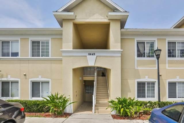 6449 Cypressdale Drive #102, Riverview, FL 33578 (MLS #T3239231) :: The Figueroa Team
