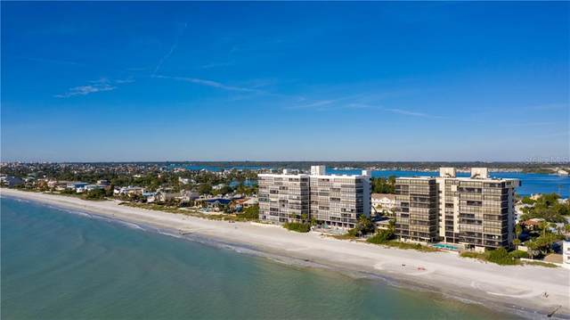15400 Gulf Boulevard #304, Madeira Beach, FL 33708 (MLS #T3239730) :: Your Florida House Team