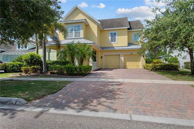 530 Manns Harbor Drive, Apollo Beach, FL 33572 (MLS #T3239813) :: Team Bohannon Keller Williams, Tampa Properties