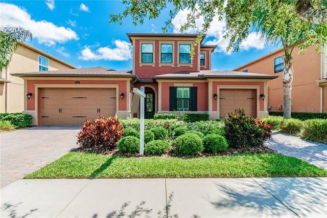2624 Milford Berry Lane, Tampa, FL 33618 (MLS #T3240275) :: Delgado Home Team at Keller Williams