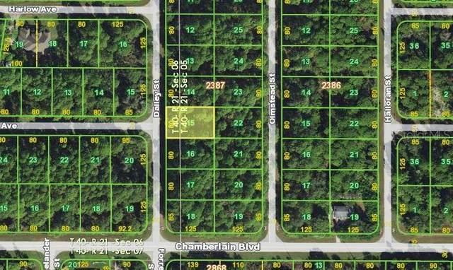 494 Dailey Street, Port Charlotte, FL 33953 (MLS #T3240530) :: The Duncan Duo Team