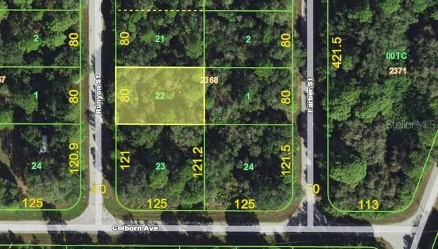 326 Runyon Street, Port Charlotte, FL 33953 (MLS #T3240541) :: Dalton Wade Real Estate Group