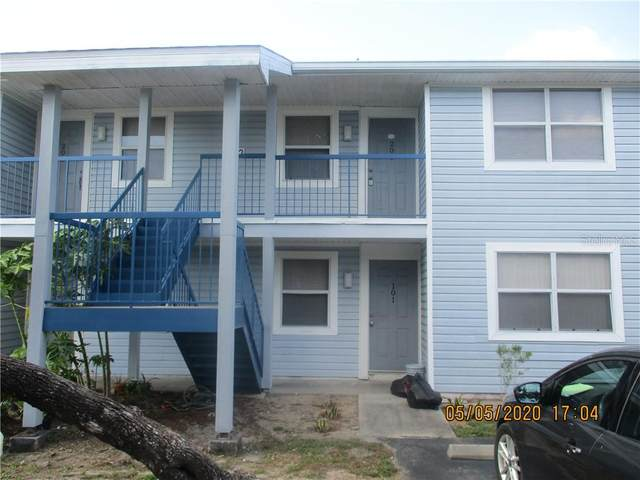 5052 Terrace Club Lane #201, Tampa, FL 33617 (MLS #T3240585) :: Homepride Realty Services