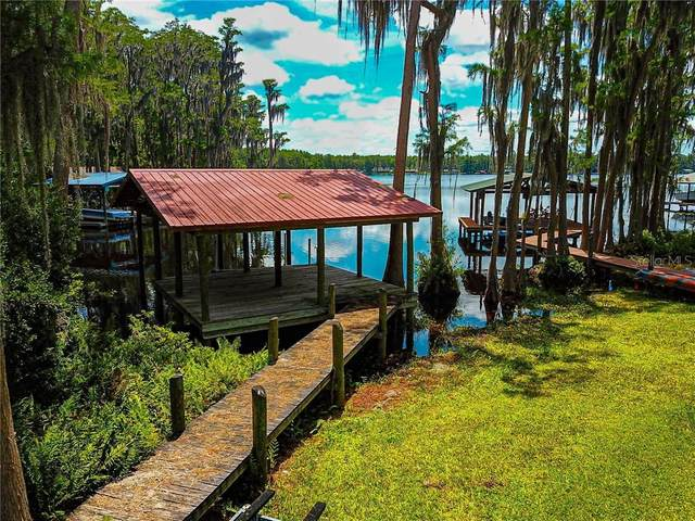 6402 NW Fitzgerald Road, Odessa, FL 33556 (MLS #T3240671) :: Team Bohannon Keller Williams, Tampa Properties