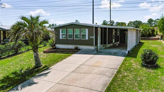 8509 Electra Avenue, Brooksville, FL 34613 (MLS #T3240809) :: Griffin Group