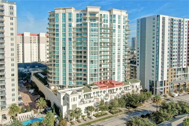 450 Knights Run Ave #504, Tampa, FL 33602 (MLS #T3241073) :: The Duncan Duo Team