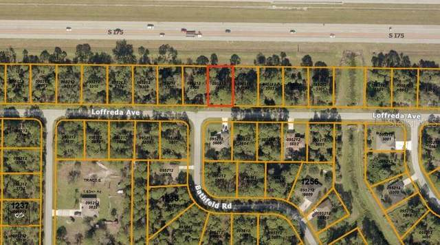 Loffreda Avenue, North Port, FL 34291 (MLS #T3241130) :: Team Buky